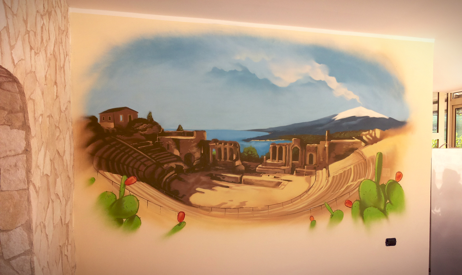 Decor design misterpera - Decoration mural design ...